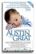 Movie Poster Baby Announcements
