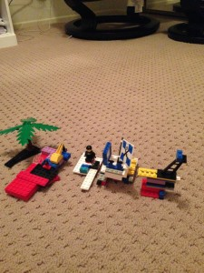 Old Lego Creations
