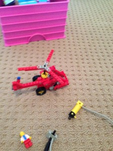 Daddy's Helicopter