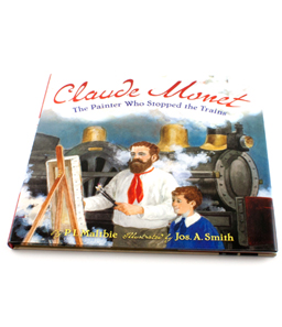 Claude Monet- The Painter Who Stopped the Trains