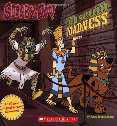 Scooby-Doo Museum Madness